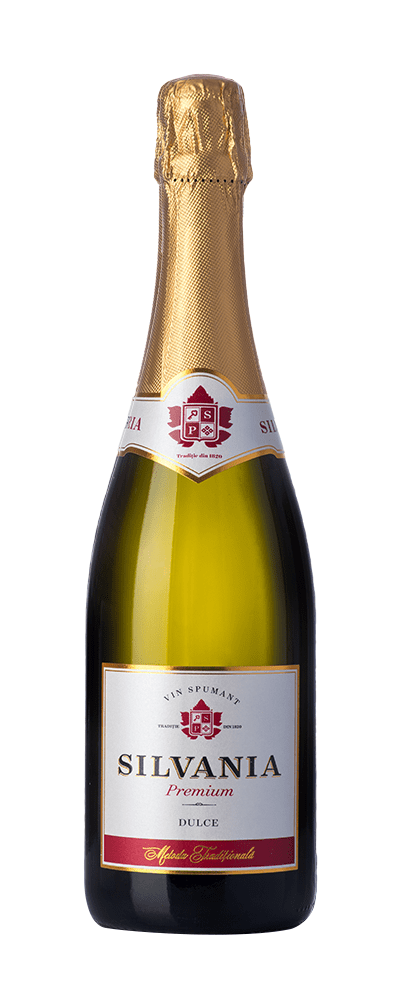 Vin spumant - Silvania Premium, dulce