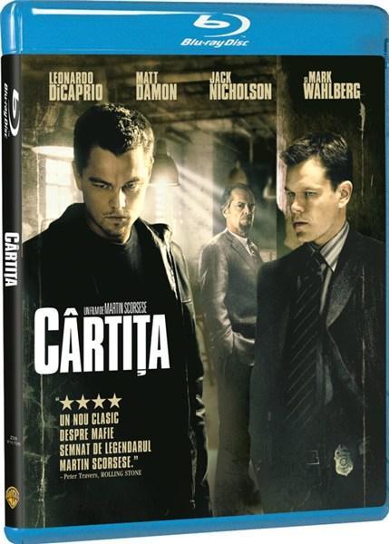 Cartita (Blu Ray Disc) / The Departed