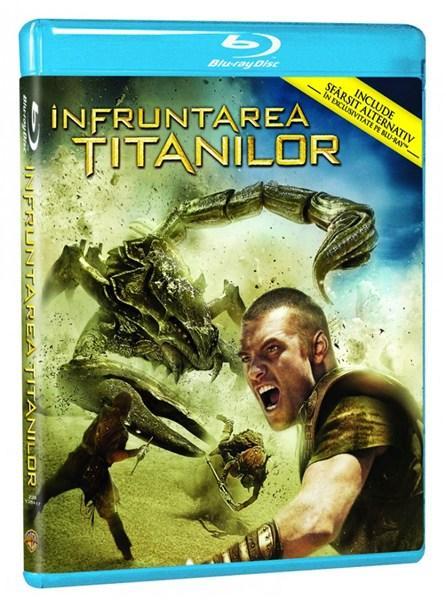 Infruntarea titanilor (Blu Ray Disc) / Clash of the Titans