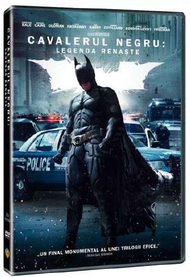 Cavalerul negru : Legenda renaste / The Dark Knight Rises