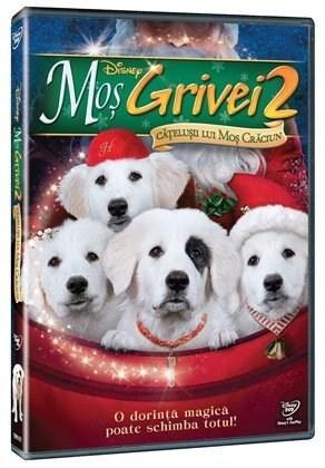 Mos Grivei 2: Catelusii lui Mos Craciun/ Santa Paws 2: The Santa Pups