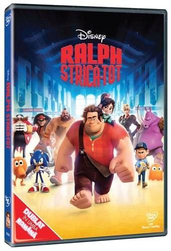 Ralph strica-tot / Wreck-It Ralph