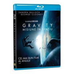 Gravity: Misiune in spatiu (Blu Ray Disc) / Gravity