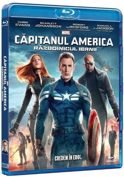 Capitanul America: Razboinicul iernii (Blu Ray Disc) / Captain America: The Winter Soldier