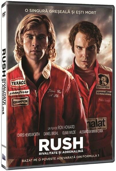 Rush: rivalitate si adrenalina / Rush