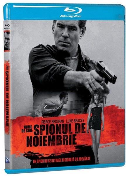 Nume de cod: Spionul de noiembrie (Blu Ray Disc) / The November Man