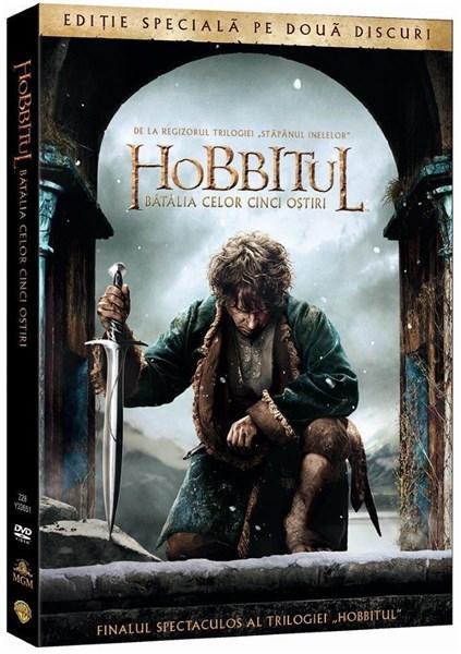 Hobbitul 3: Batalia celor cinci ostiri / The Hobbit: The Battle of the Five Armies