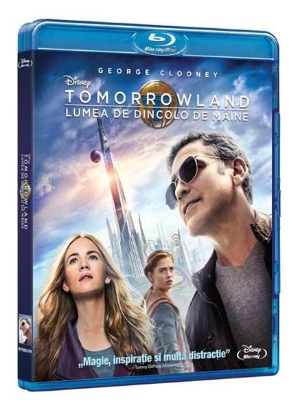 Tomorrowland: Lumea de dincolo de maine (Blu Ray Disc) / Tomorrowland