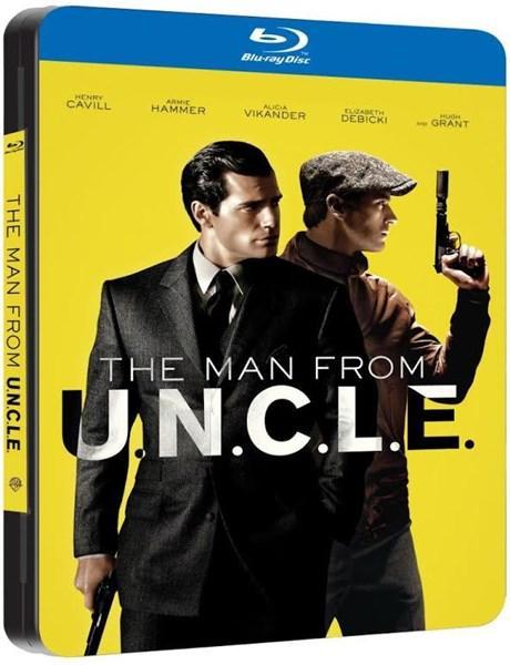 Agentul de la U.N.C.L.E. (Blu Ray Disc) / The Man from U.N.C.L.E.