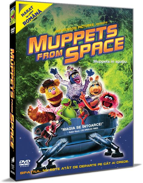 Muppets in spatiu / Muppets from Space