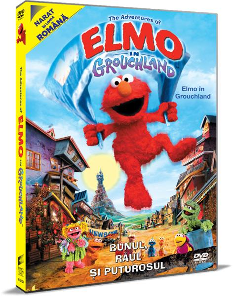Elmo in Grouchland / The Adventures of Elmo in Grouchland