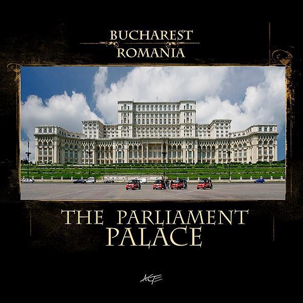 Album Palatul Parlamentului
