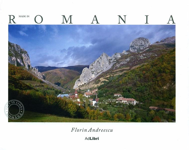 Made in Romania - text in limba romana