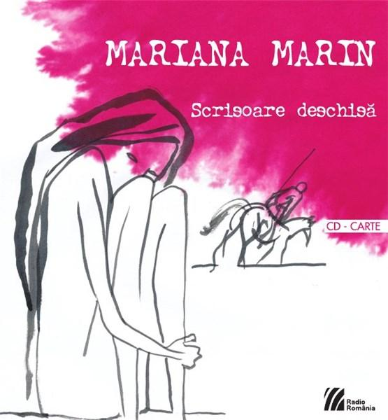 Scrisoare deschisa (Carte + CD) | Mariana Marin