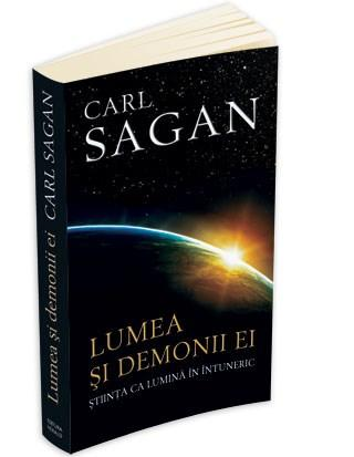 Lumea si demonii ei: stiinta ca lumina in intuneric | Carl Sagan