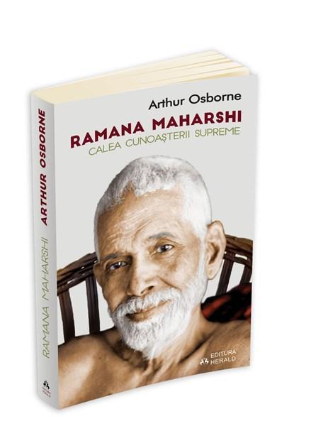 Imagine Ramana Maharshi - Arthur Osborne