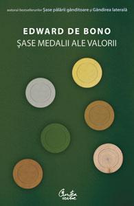 Imagine Sase Medalii Ale Valorii - Edward De Bono