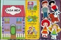 Casa mea - Set de activitati pentru copii