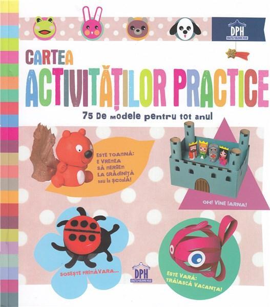 Cartea activitatilor practice | Denis Cauquetoux, Christophe Boncens, Mayumi Jezewski
