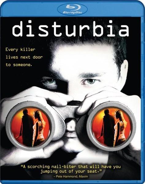 Suspiciunea (Blu Ray Disc) / Disturbia