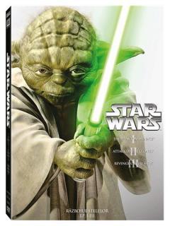 Razboiul Stelelor ep. I-III / Star Wars Prequel Trilogy ep. I-III