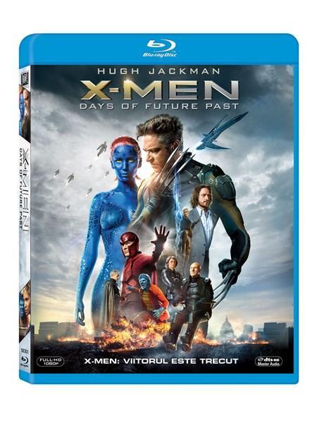 X-Men: Viitorul este trecut (Blu Ray Disc) / X-Men: Days of Future Past