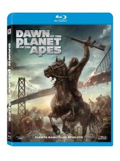 Planeta maimutelor: Revolutie / Dawn of the Planet of the Apes Blu-Ray