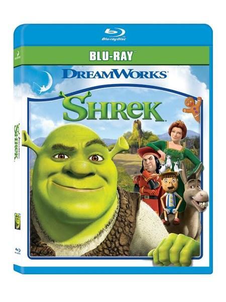 Shrek (Blu Ray Disc) / Shrek