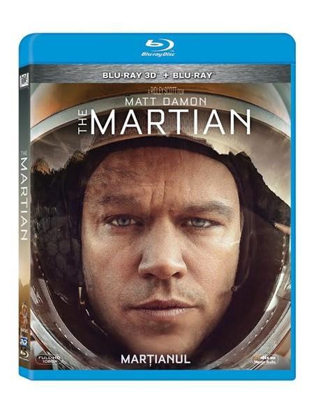 Martianul 2D + 3D (Blu Ray Disc) / The Martian