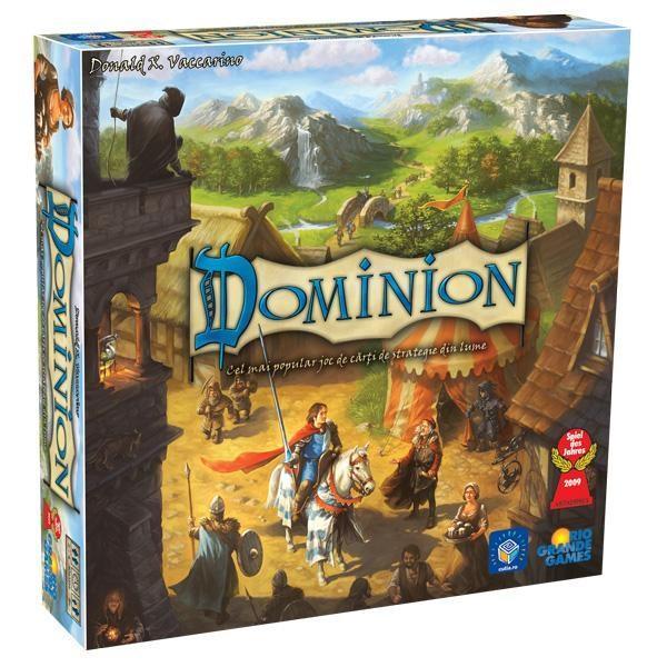 Dominion - Editia in limba Romana | Rio Grande Games