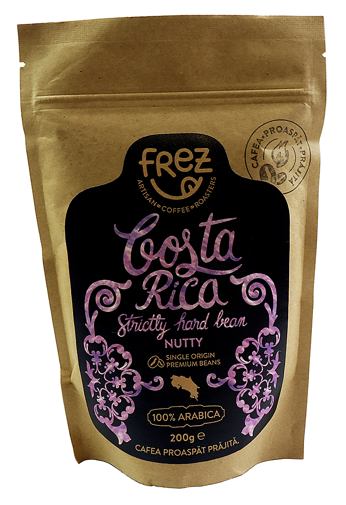 Cafea boabe - Costa Rica - Nutty