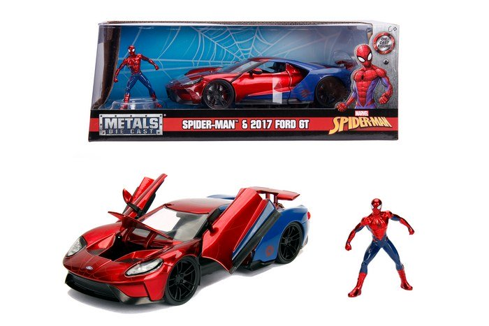Лучшие игрушки человек паук