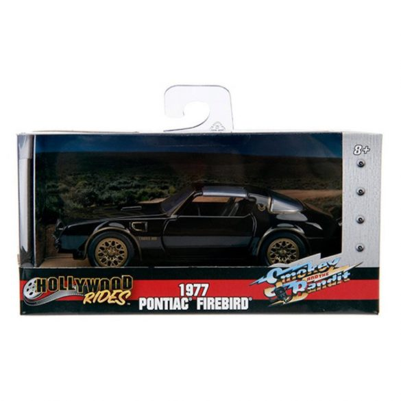 Macheta metalica - Smokey and Bandit - 1977 Pontiac Firebird | Jada Toys