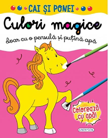 Culori magice - Cai si ponei  