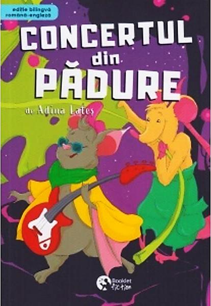 Concertul din padure, editie bilingva Romana-Engleza thumbnail