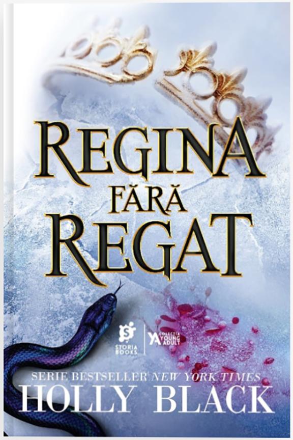 Imagine Regina Fara Regat - Holly Black