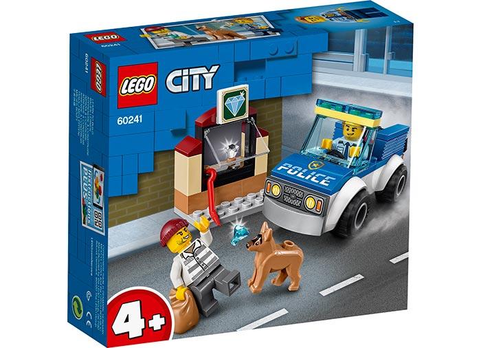 Unitate de politie canina (60241) | LEGO