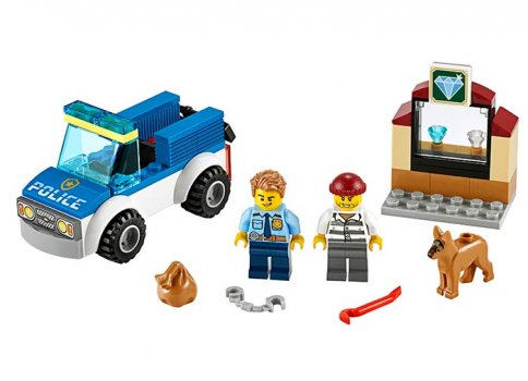 Unitate de politie canina (60241) | LEGO - 6