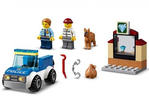 Unitate de politie canina (60241) | LEGO - 4