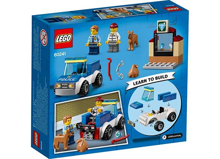 Unitate de politie canina (60241) | LEGO - 2