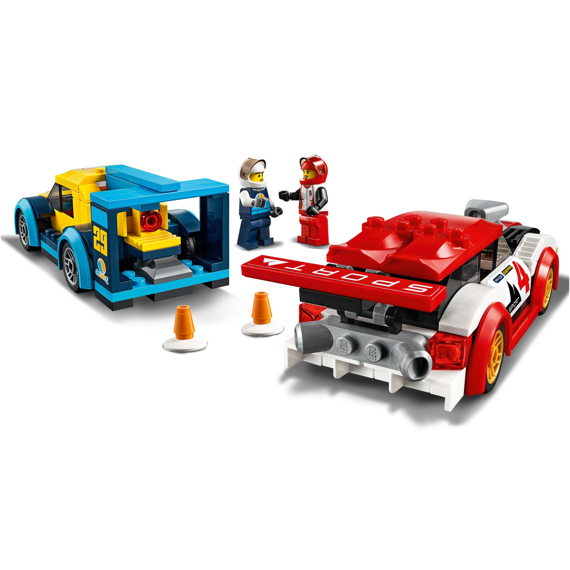 Masini de curse (60256) | LEGO - 2