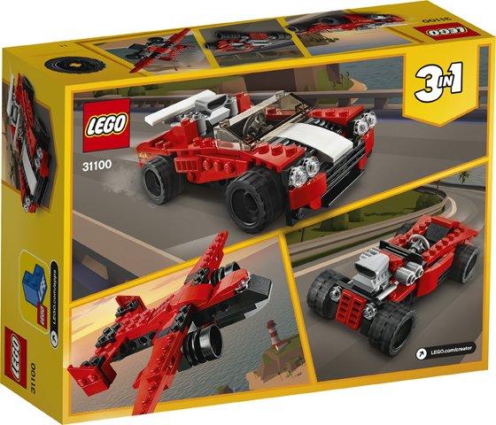 Masina sport | LEGO - 1
