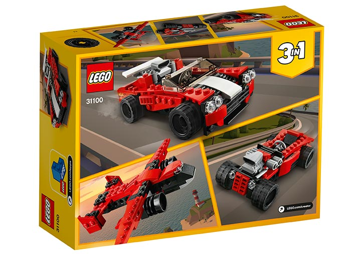 Masina sport | LEGO - 6