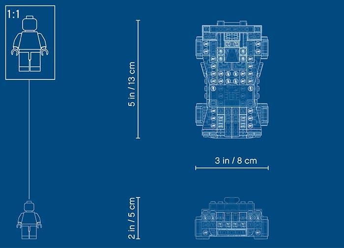 Masina sport | LEGO - 4