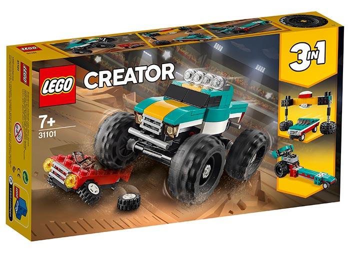 Camion gigant (31101) | LEGO