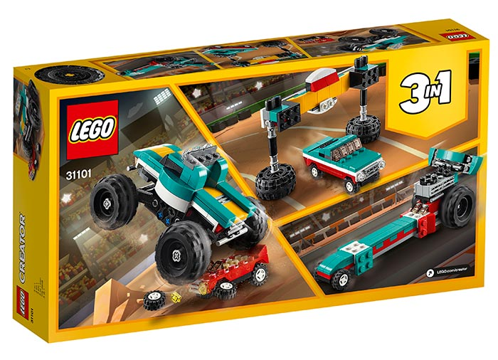 Camion gigant (31101) | LEGO - 2