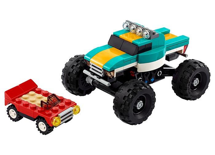 Camion gigant (31101) | LEGO - 1