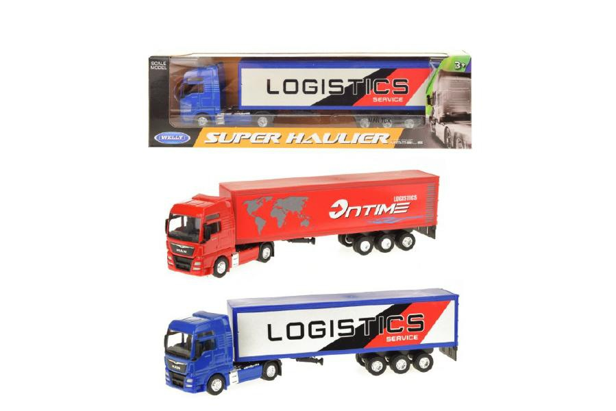 Camion cu remorca - mai multe modele | Viva Toys