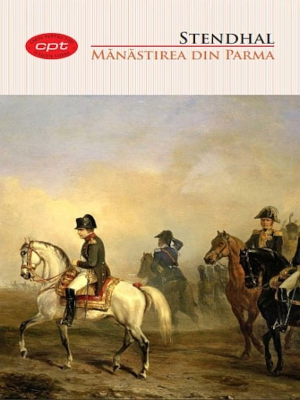 Manastirea din Parma | Stendhal