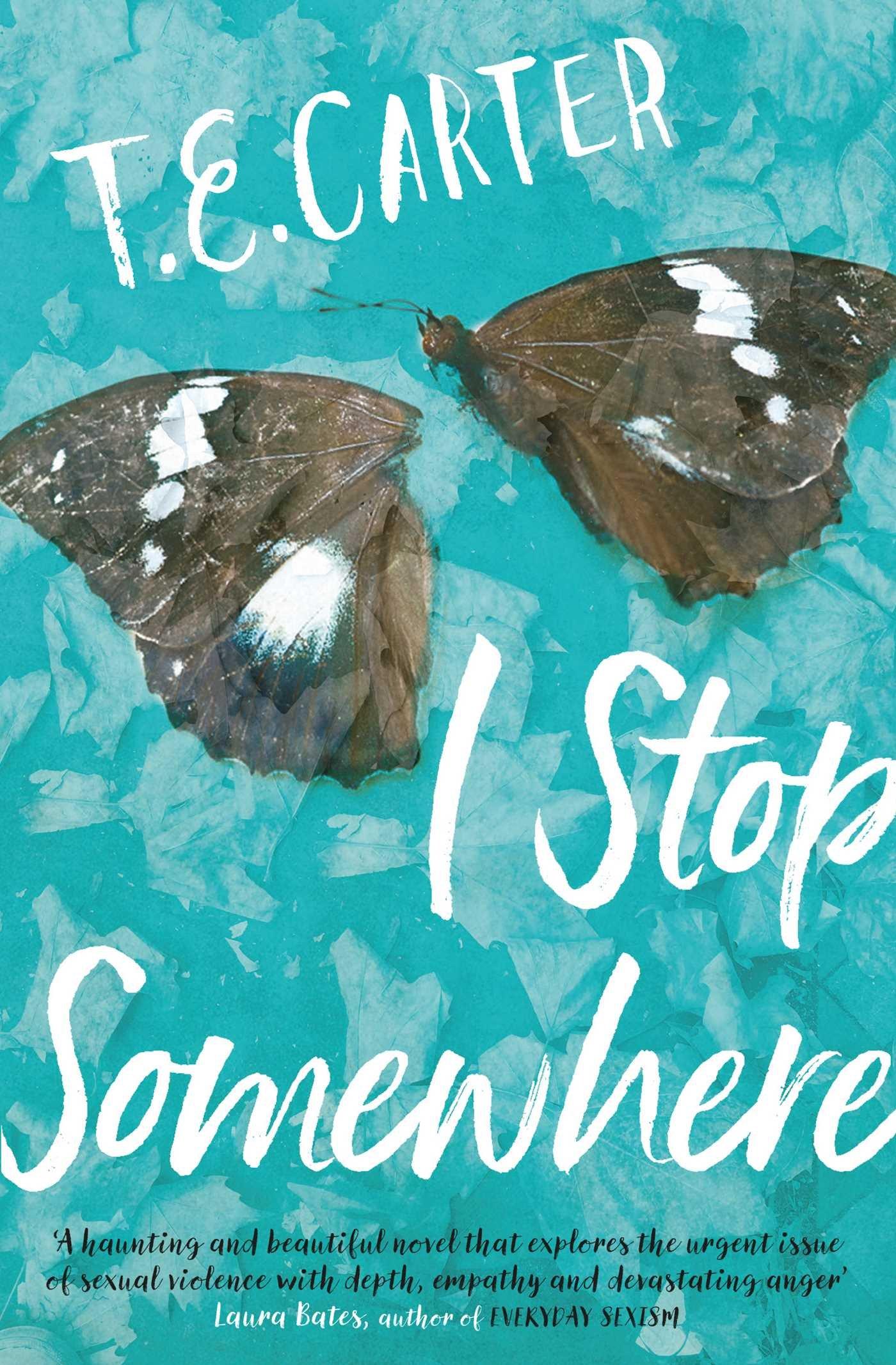 I Stop Somewhere | T.E. Carter